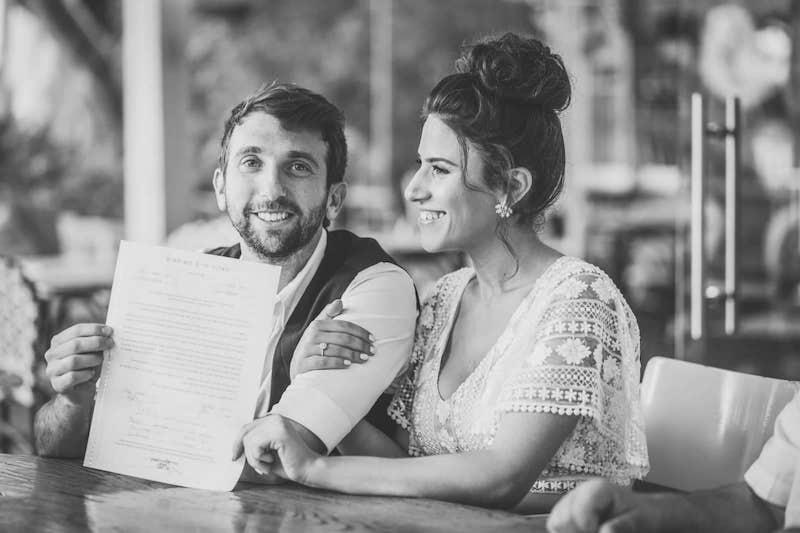 חתונה חברתית - מעיין שברץ
