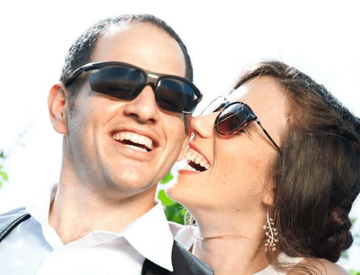 אמילי ודותן - חתונה חברתית