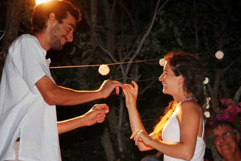 חתונה חברתית - גל ויובל
