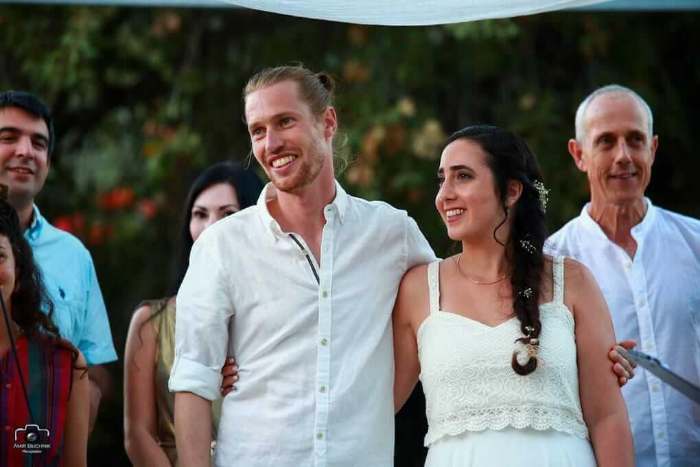 שי ואריה - החתונה החברתית שלנו