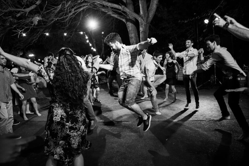 דיג׳יי אודי ארליך - חתונה חברתית
