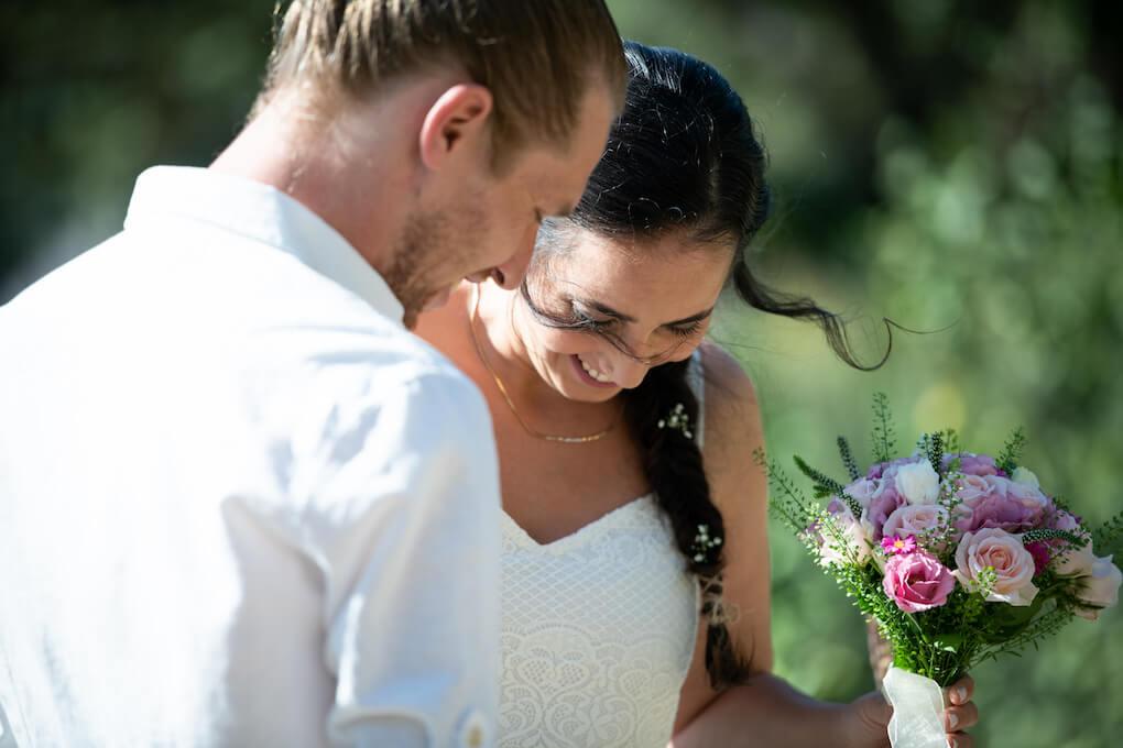 חתונה חברתית - שי ואריה