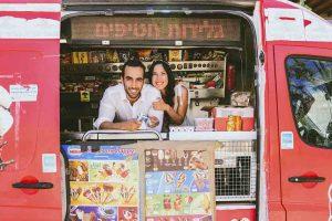 ענבר רוטשילד - חתונה חברתית